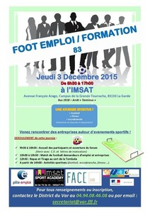 FOOT EMPLOI / FORMATION 83