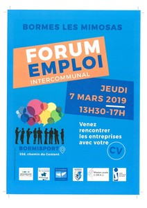 Forum Emploi Intercommunal