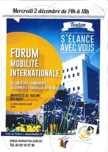 Forum Mobilité Internationale