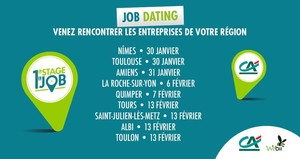JOB DATING #1erstage1erjob