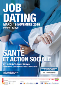 JOB DATING Santé et Action Sociale